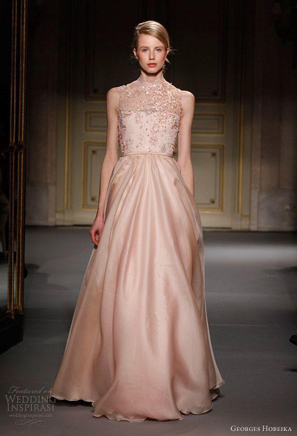Georges Hobeika Spring/Summer 2013 Couture Collection | vestidos XV ...