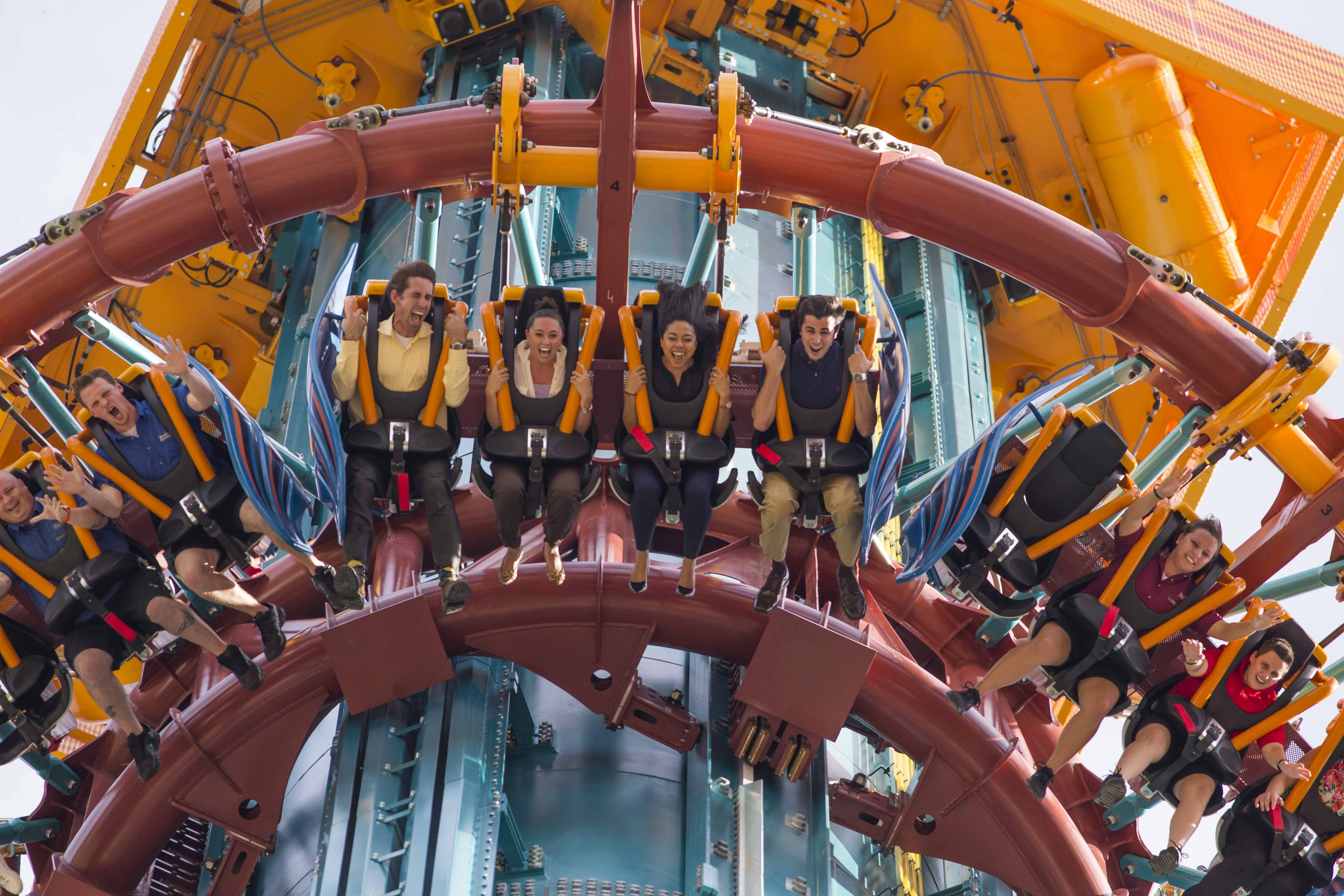 The top 7 ride drops in orlando - Busch gardens rides height requirements ...