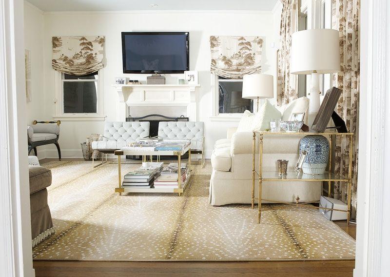 Merrimac Residence Amy Berry Design Living Room Redo Formal