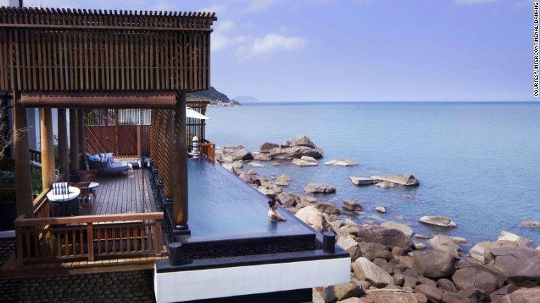 <strong>InterContinental Danang Sun Peninsula Resort </strong>-- Just looking at this resort on Vietnam's Son Tra peninsula is enough to inspire romance.