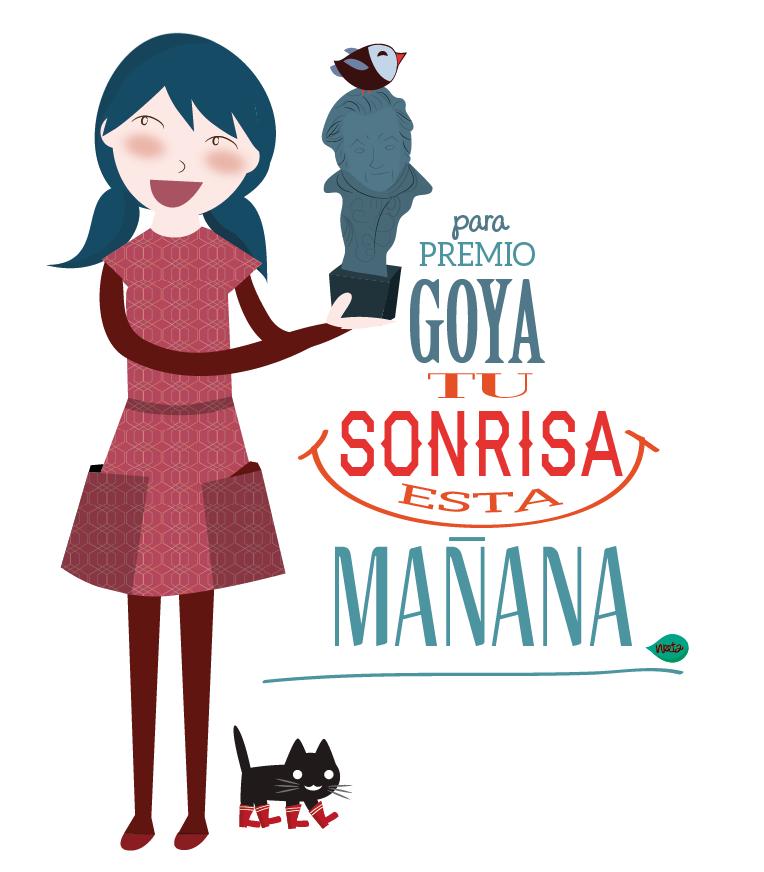 Vireta Premio Goya Premios Hasta Mañana Autores