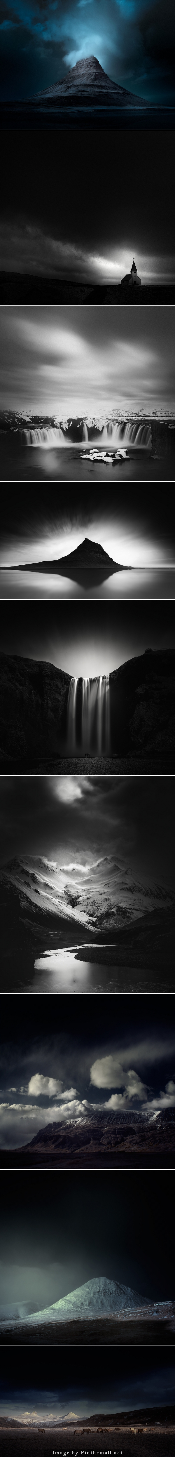 Andy Lee Icelandic Photographs