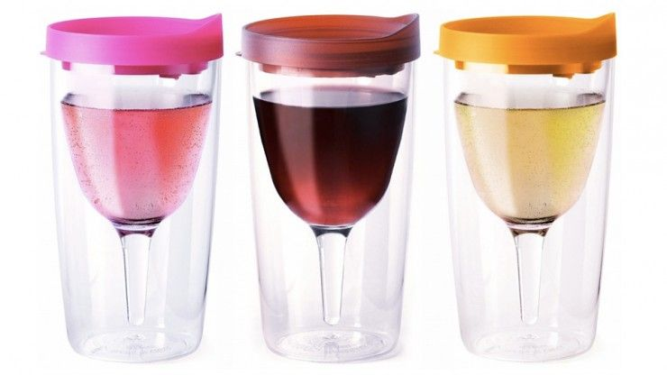 Classy Wine Glass Sippy Cup Ohgizmo Acrylic Wine Tumbler Glass Sippy Cups Wine Sippy Cup