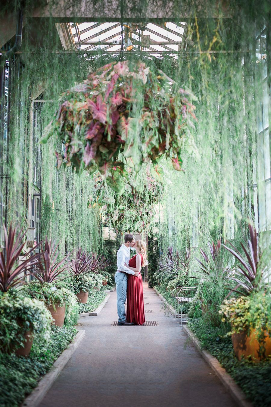 Longwood Gardens Wedding Photographer Meghan Nathan 31