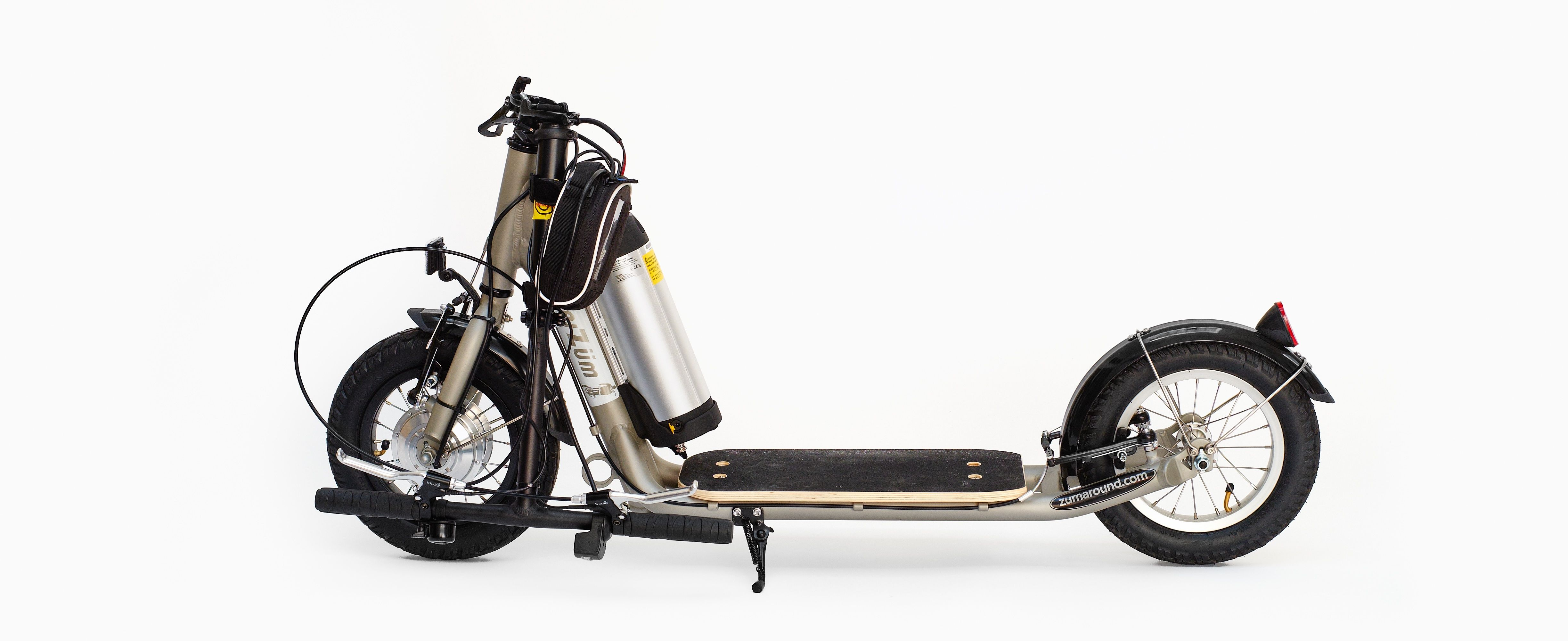 Zumaround Electric Scooters