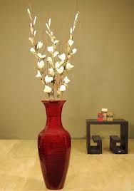 Floor Vase Ideas Floor Vase Decor Floor Vase Red Vase Decor