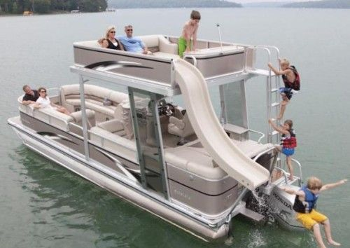 Tahoe Pontoon Sierra Funship U2013 Boats For Sale. Search Luxury Yachts  Directory For Pontoon Boats, Fishing Boats , Bass Boats, Speed Boats And  Mega Yachts.