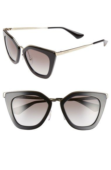 724de021c62f PRADA 52mm Sunglasses.  prada   Italian Sunglasses
