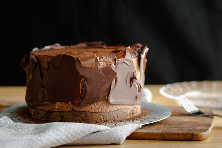 Truffle Torte by InbalRubin