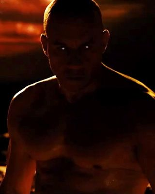 First TV Spot for RIDDICK! | First tv, Vin diesel, Movies ...