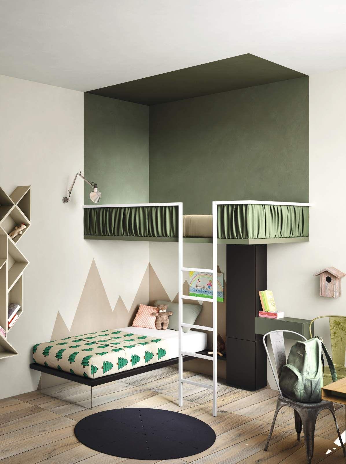 Loft bed ideas for boys  New Kids u Young Catalogue  Kids Bedroom u Nursery Ideas