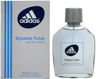 Dynamic Puls by Adidas for Men EDT 100ml   Perfume, Perfume