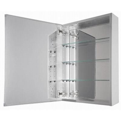 Glacier Bay 15 In X 26 In Decor Recessed Or Surface Mount