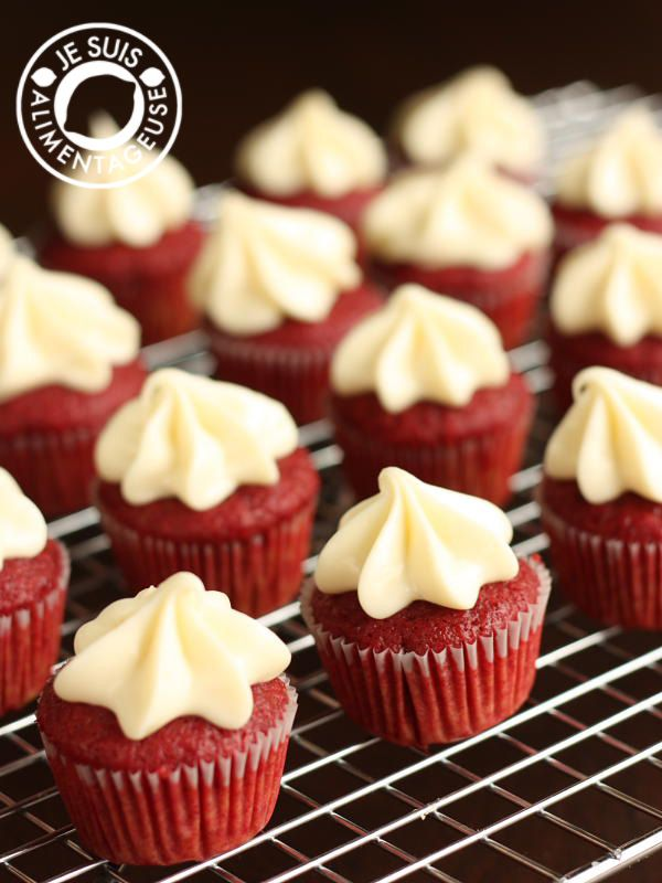 Natural Red Velvet Cupcakes | Recipe | Red velvet, Vegans and Natural