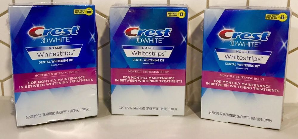 Pin On Crest Whitestrips Monthly Boost