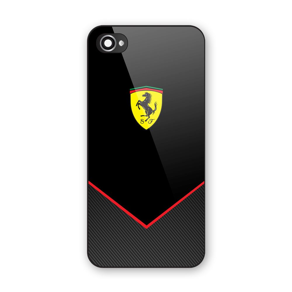 custodia per iphone 6 ferrari