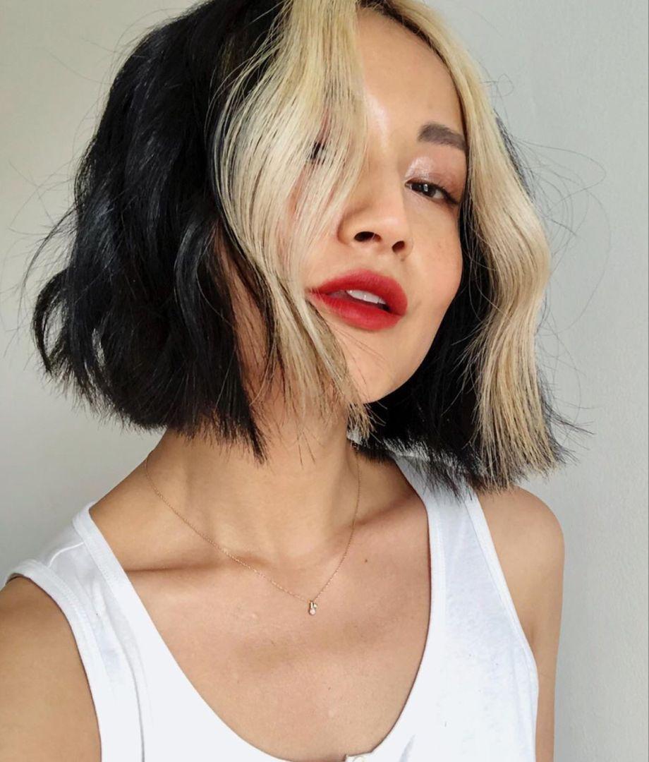 Neuester Haartrend