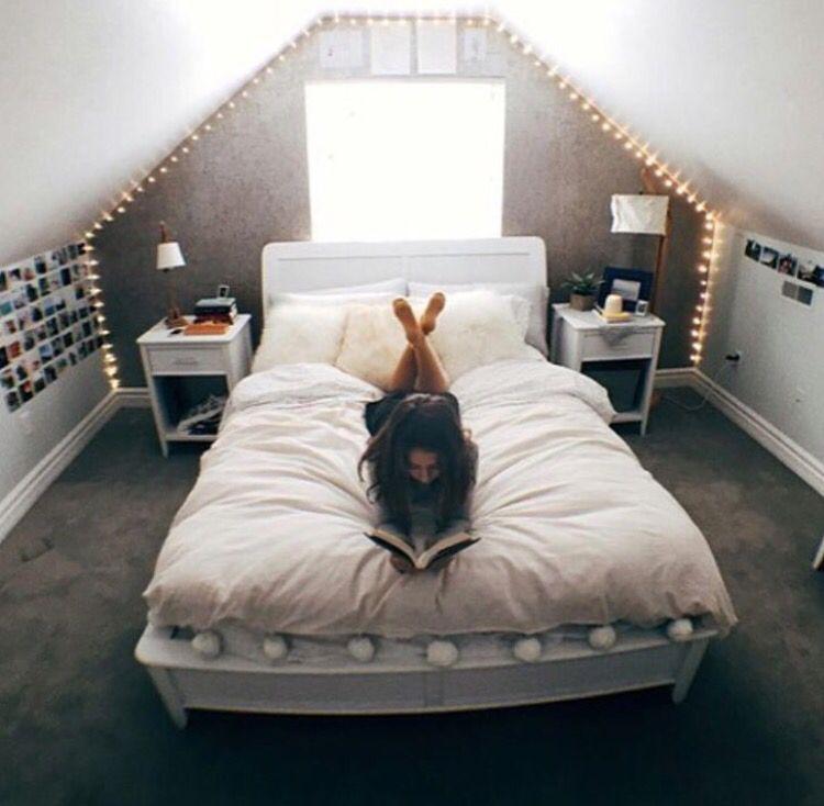 Pinterest Itsmadixoxo Attic Bedroom Small Bedroom