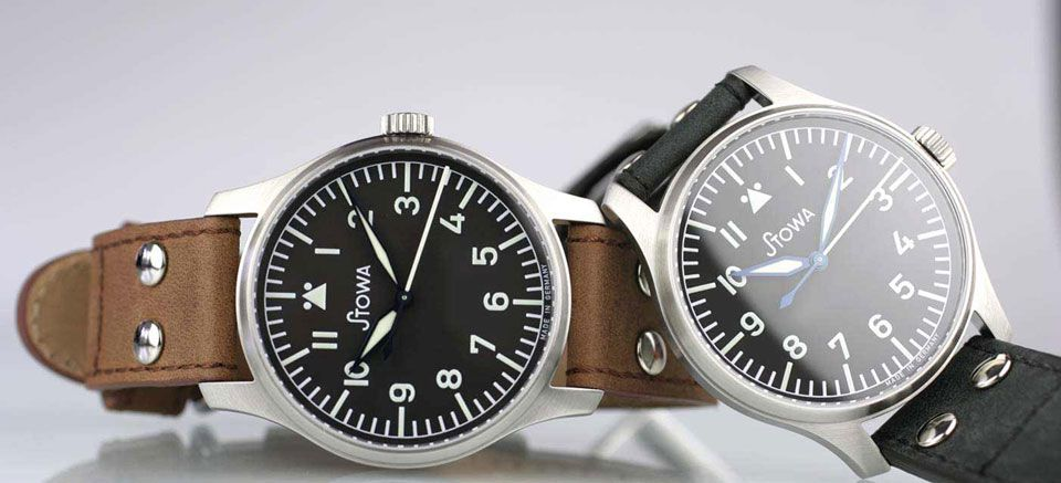 Uhr Modern the history of the pilot part five b uhr stowa
