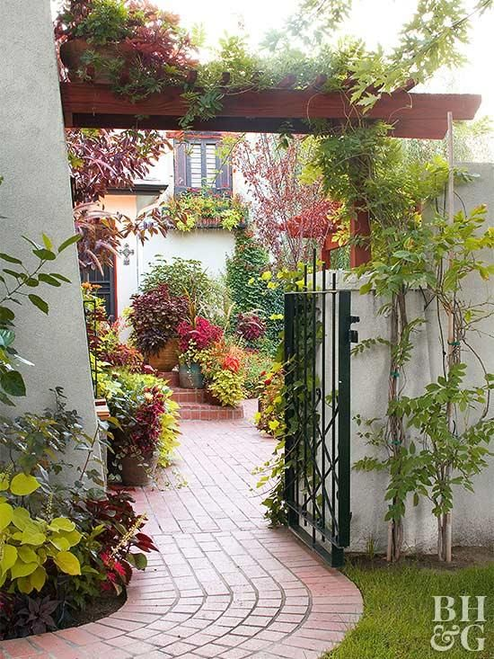 Privacy Landscaping Ideas to Try In Your Yard | Privacy ... on Backyard Landscape Designers Near Me  id=47473