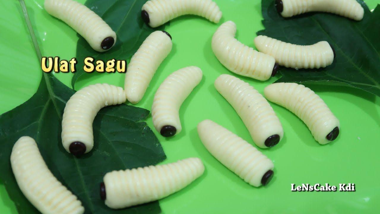 How To Make Easy Cookies Sago Caterpillars Recipe Cookies Resep Biskuit Pastry Kue Kering