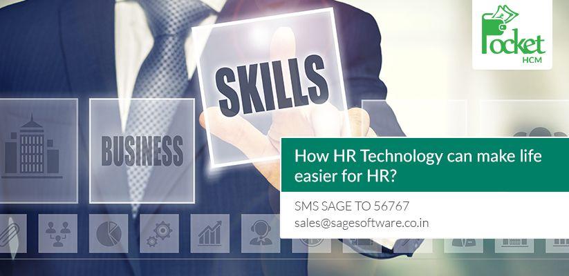 How HR Technology can make life easier for HR? : http://blog.pockethcm.com/how-hr-technology-can-make-life-easier-for-hr/