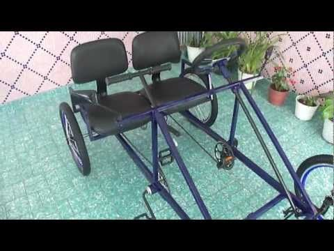 Bicicleta Quadriciclo Youtube Kids 2 Do 4 Wheel