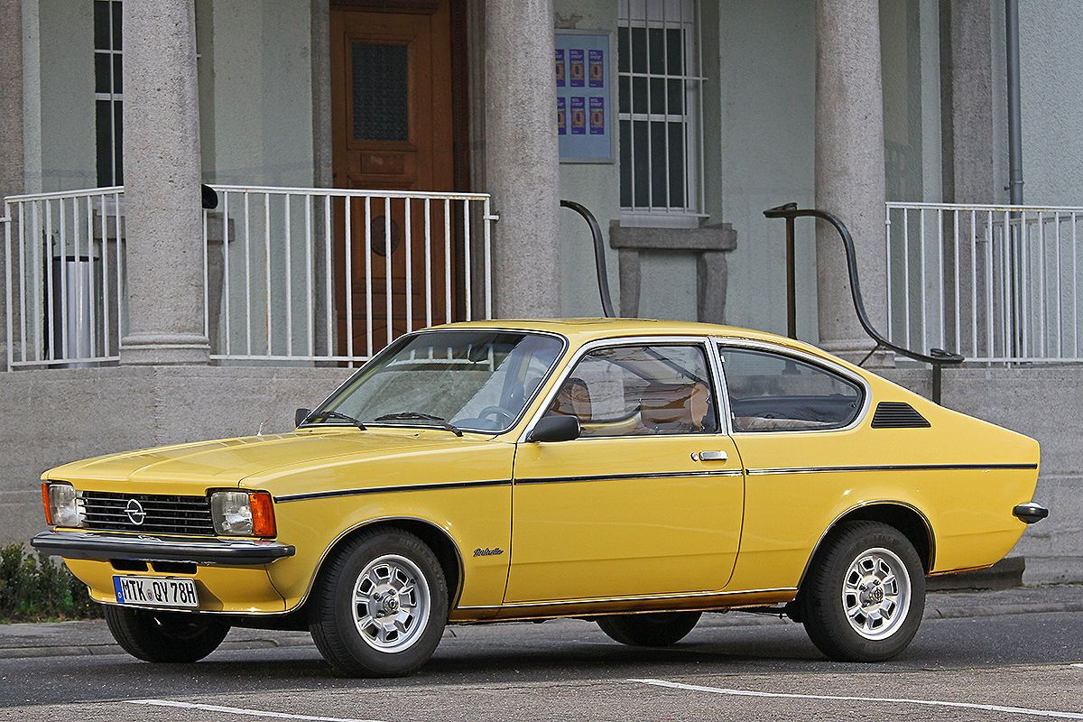 opel kadett c coup berlinetta cars hot cars and vehicle. Black Bedroom Furniture Sets. Home Design Ideas