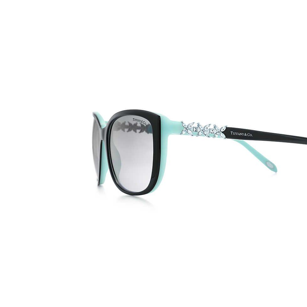 Tiffany Victoria®:Square Sunglasses
