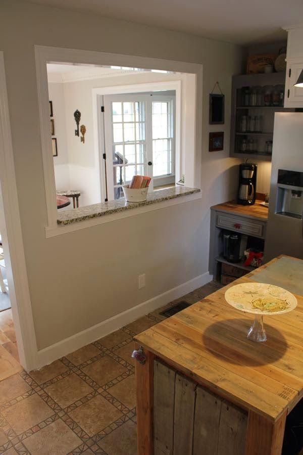 Kitchen Dining Room Divider Breakfast Bars