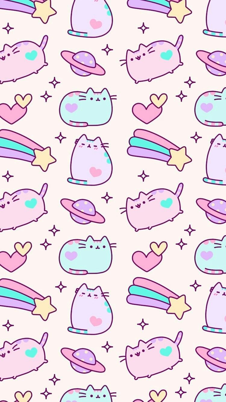 Pin by Анабель Ларум on Wallpapers Pinterest Pusheen