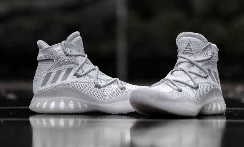 new product 48044 45d4f Nick Young Adidas Crazy Explosive Swaggy P PE  Sole Collector