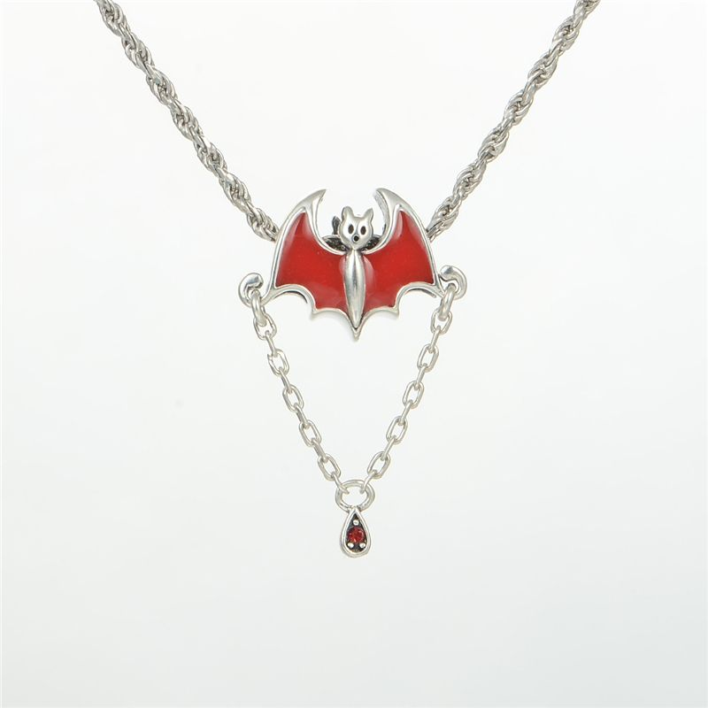 Click to buy sterling silver jewelry charms bat with stones beads click to buy sterling silver jewelry charms bat with stones aloadofball Choice Image