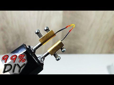Comment faire fer à souder outil Une batterie MINI Powered - YouTube