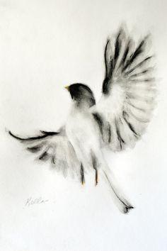 Proud Bird Artwork By Kellas Campbell Tattoo Art