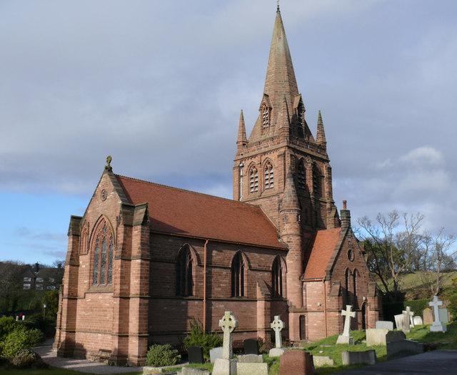 St Bartholomew's, Thurstaston Cheshire - Thurstaston, Cheshire Genealogy Genealogy - FamilySearch Wiki