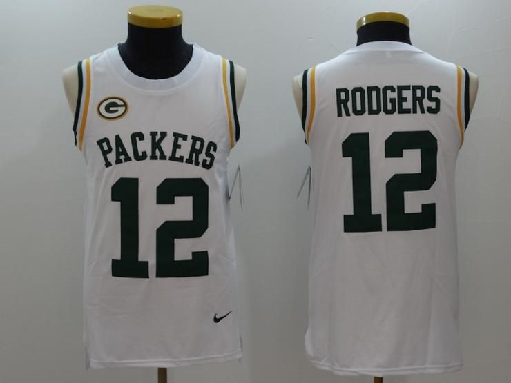 Men 12 Rodgers Jersey Football Green Bay Packers Jersey  97bee7a57