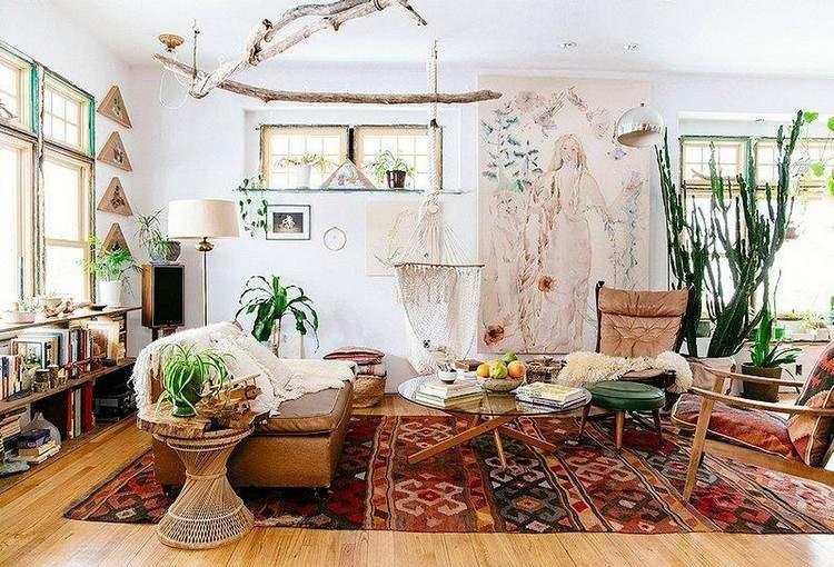 Boho Wohnzimmer Einrichtungstipps Viele Tolle Ideen Bohemian Living Room Decor Bohemian Style Living Room Bohemian Living Rooms