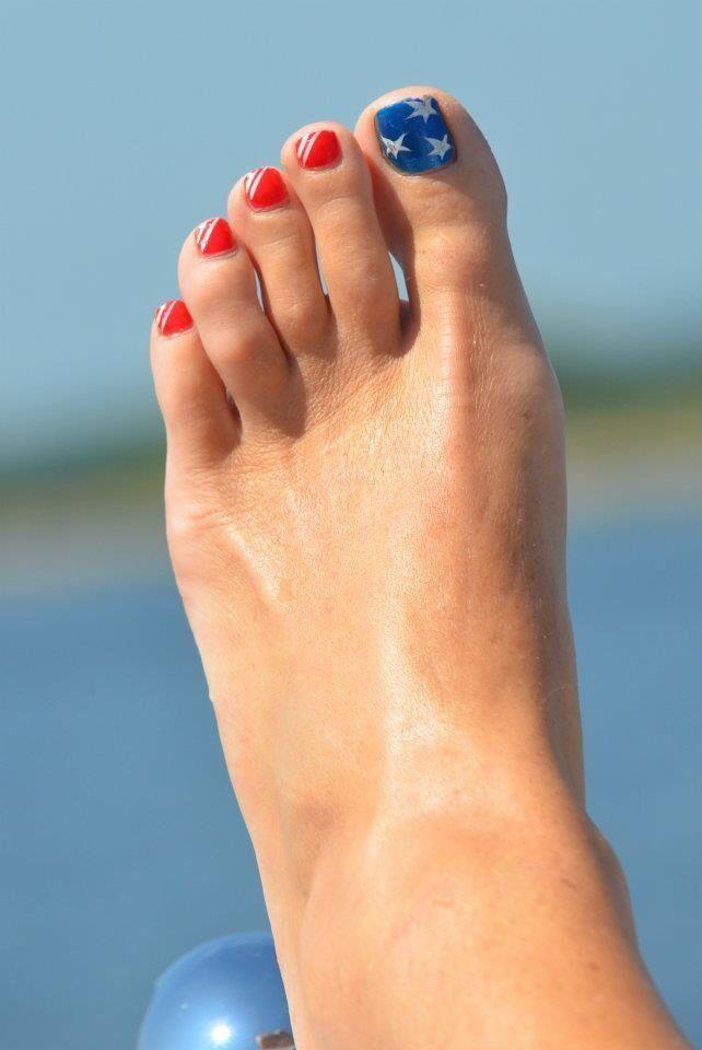 trendy toe nail art designs ideas 2015   Makeup/Hair   Pinterest ...