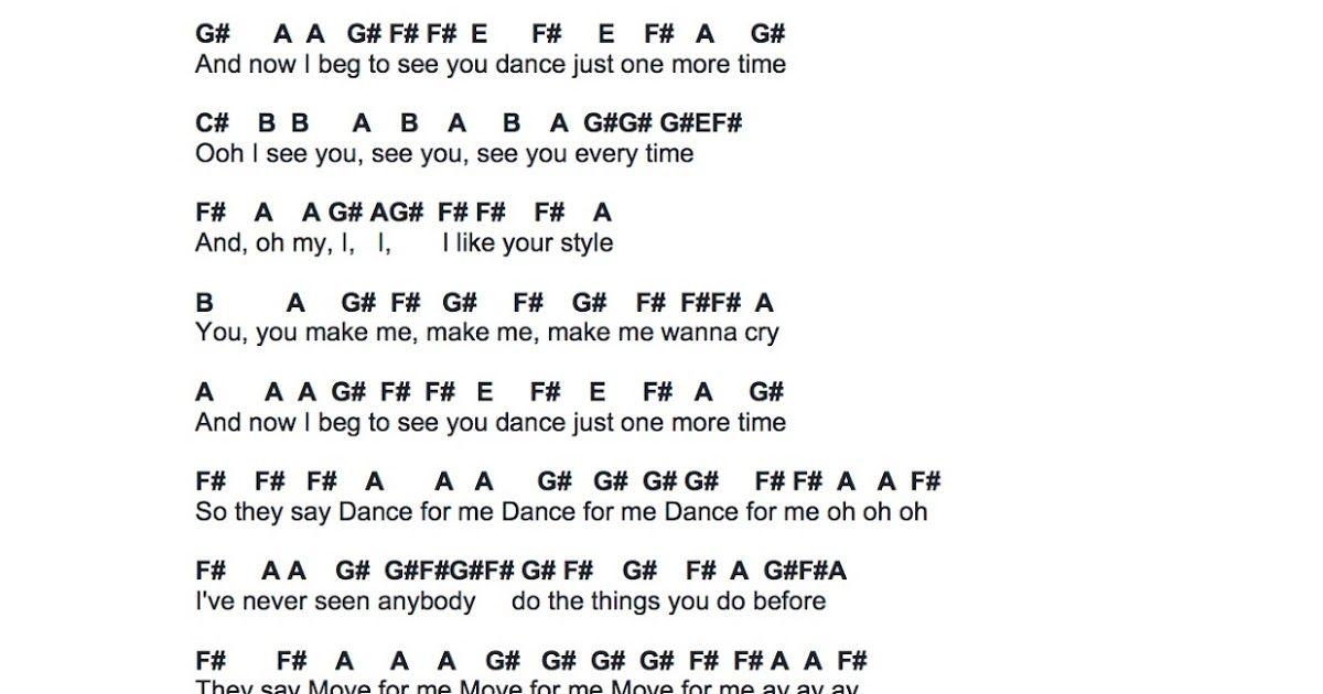 Flute Sheet Music Dance Monkey In 2020 Flute Sheet Music Music Chords Flute Music
