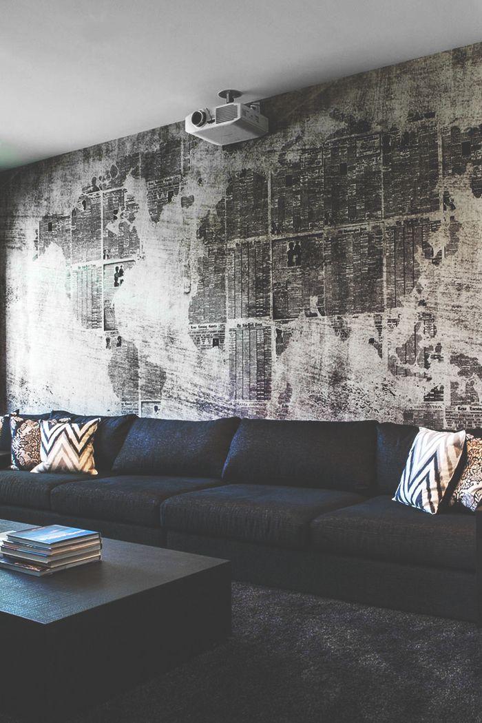 Inspiring Exterior Wall Light Fixtures 2017 Design: Distressed Wall
