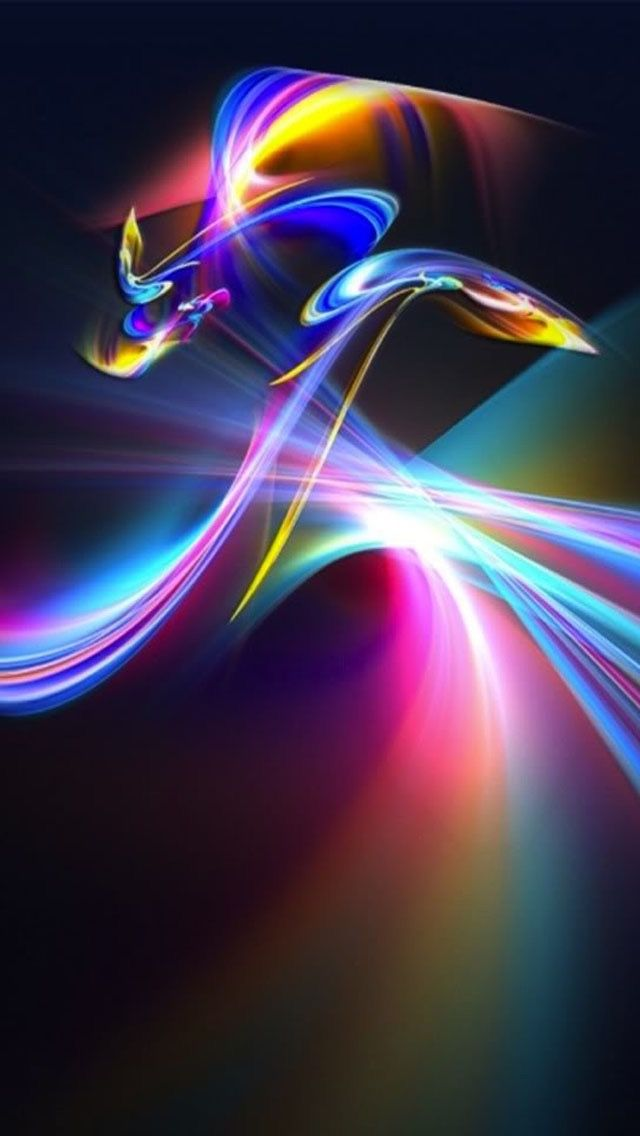 Pin By Mucize Karaman On Wallpaper Color Abstract Fractal Art Android Wallpaper Cool colorful wallpaper images