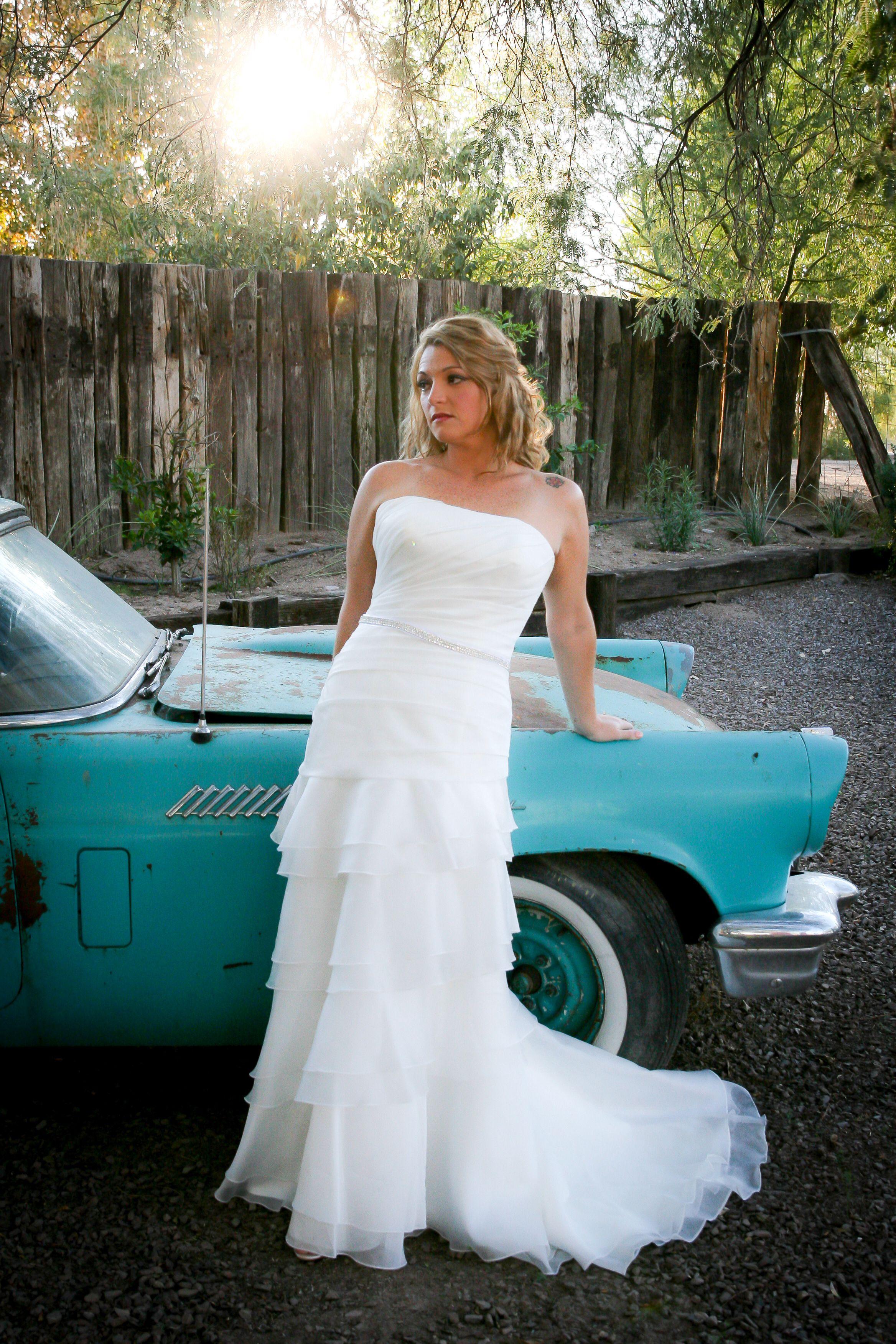 The dress. Rustic wedding dress, layered wedding dress | Wed Photo ...