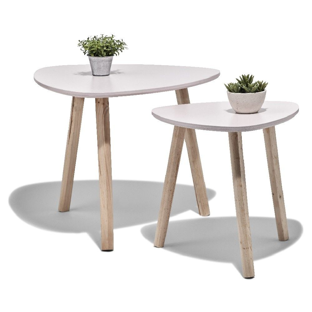Table Basse Et D Appoint Appart 18 Lille Table Gigogne