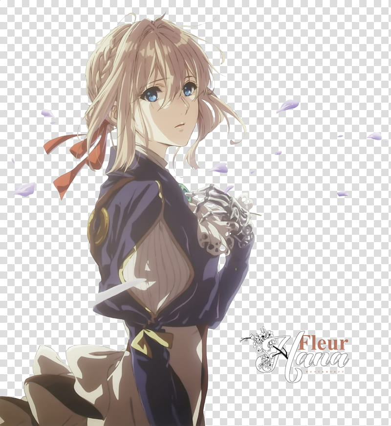 Render Violet Evergarden Anime Character Transparent Background Png Clipart Anime Character Drawing Violet Evergarden Anime Drawing Cartoon Characters