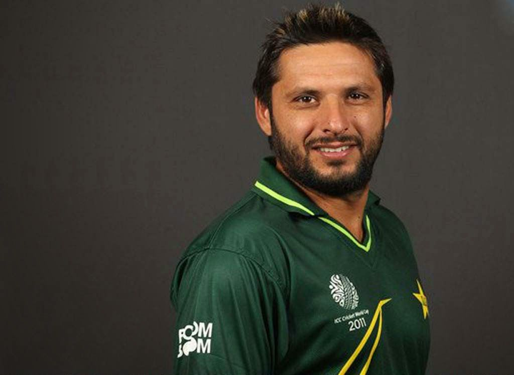 Shahid Afridi Latest Free Wallpapers HD Download 2017