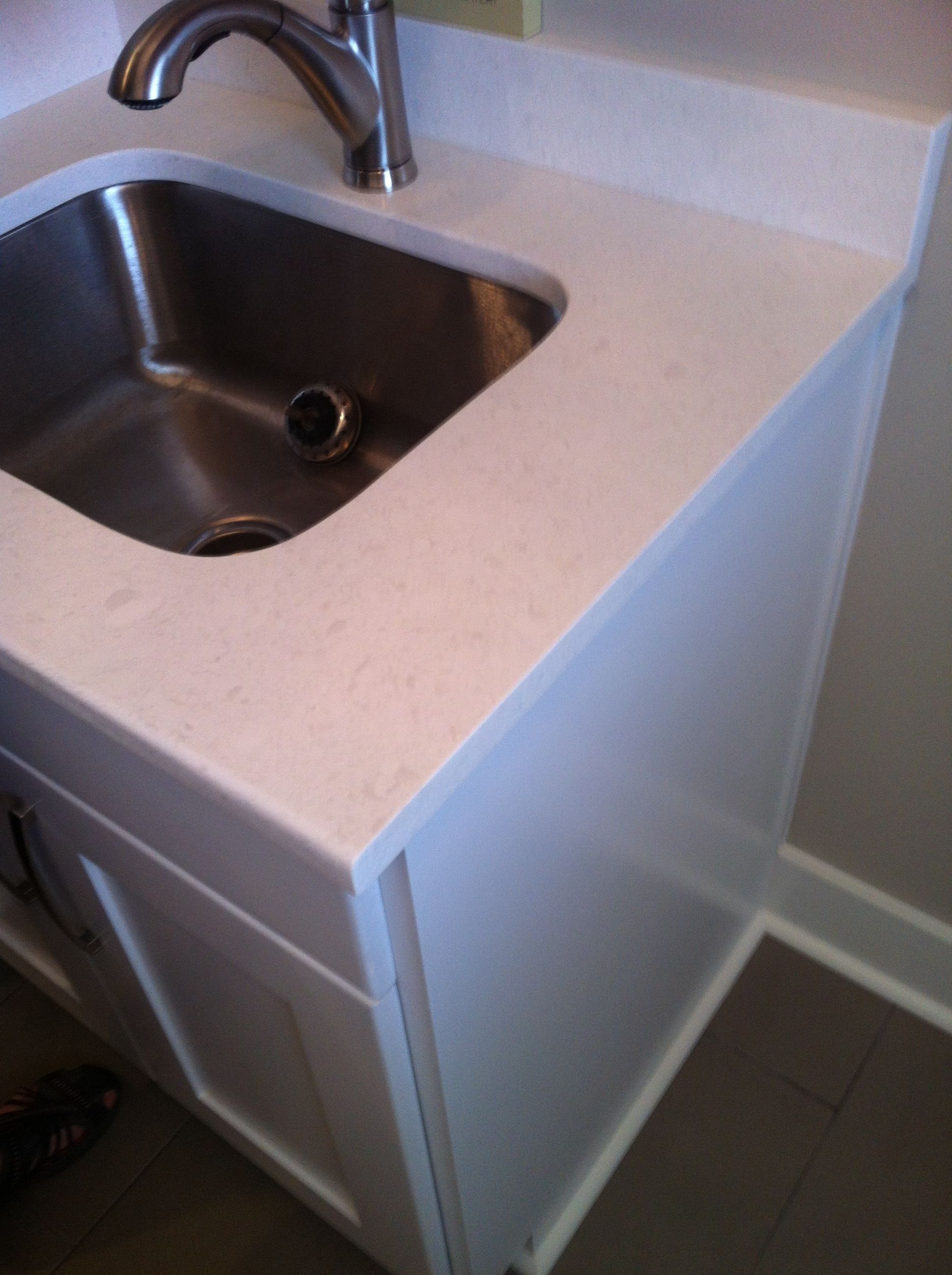 Msi Glacier White Quartz Master Bathroom Countertops Choices Counter Tops