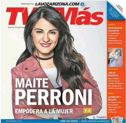 Playboy pics of maite perroni, women with big boobs and pussy