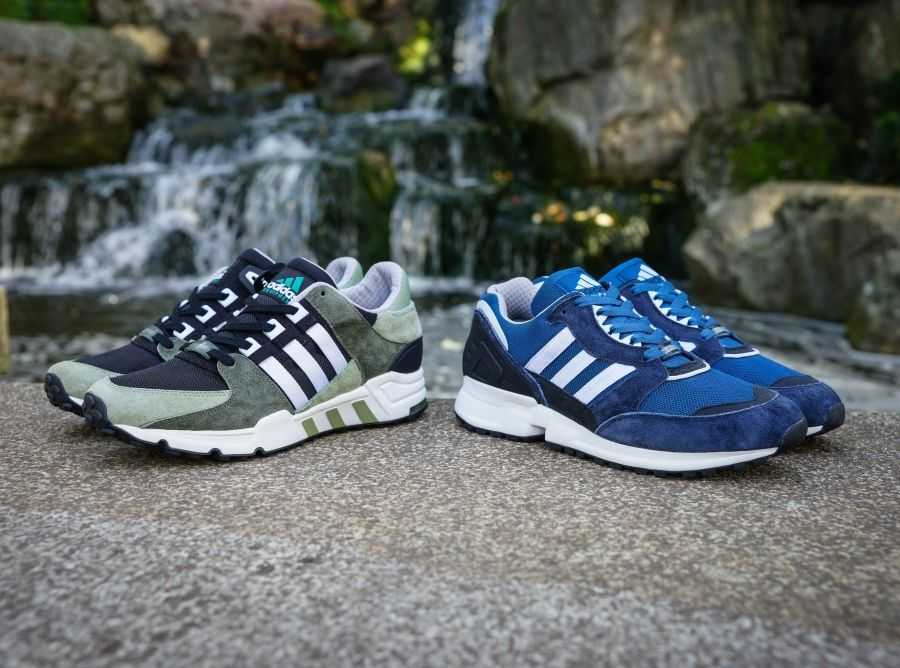 adidas originals eqt running suede pack Clothes Clothes Clothes Classy or 992fa7
