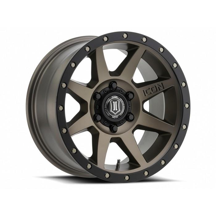 """20042020 F150 ICON Rebound 17x8.5"""" Wheel (Bronze"""